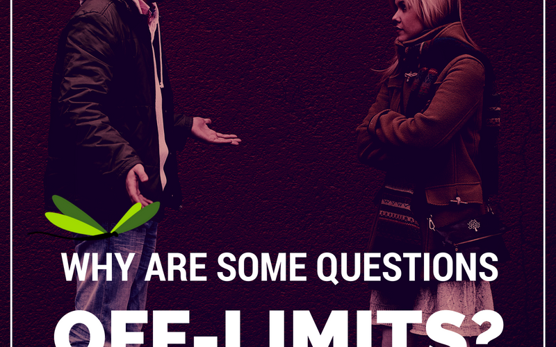 Why Are Some Questions Off-Limits?